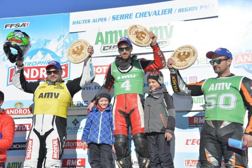 Hautes-Alpes : Vivien Gonnet conserve sa position de leader au classement général de l'AMV Cup