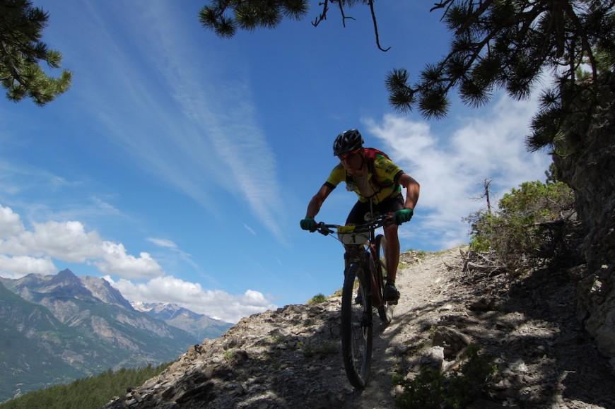 Hautes-Alpes : Yoann Sert domine le Raid VTT Vauban