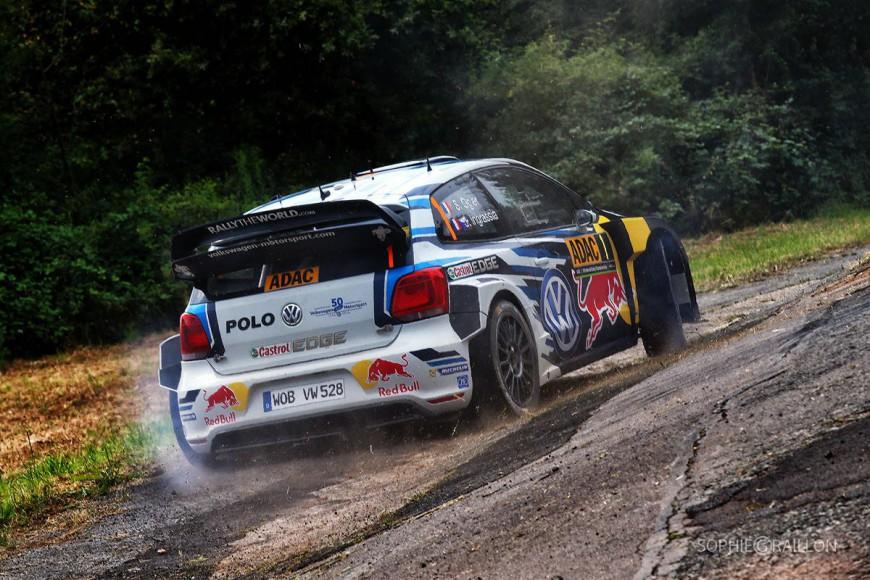 Hautes-Alpes : la plus longue journée du rallye d'Allemagne attend Sébastien Ogier