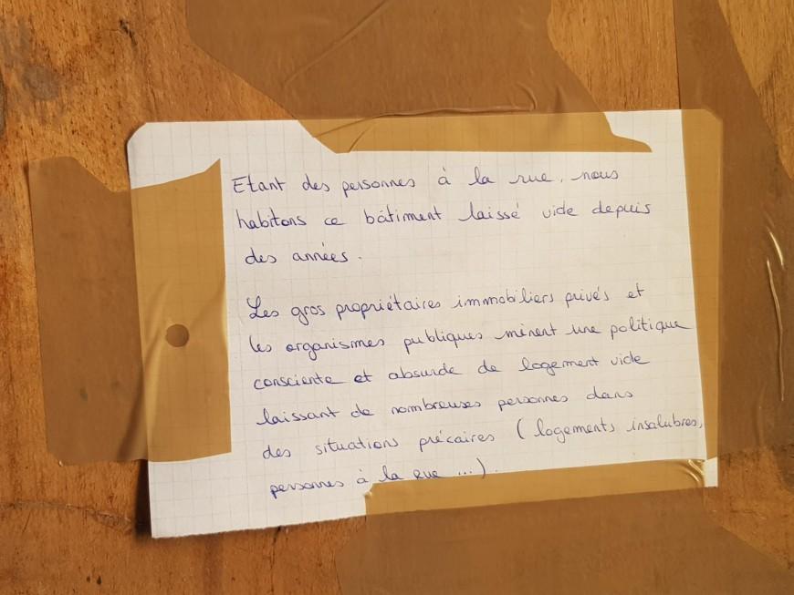 Hautes-Alpes : occupation du pavillon du Gouverneur, la municipalité de Briançon demande l'intervention de l'État