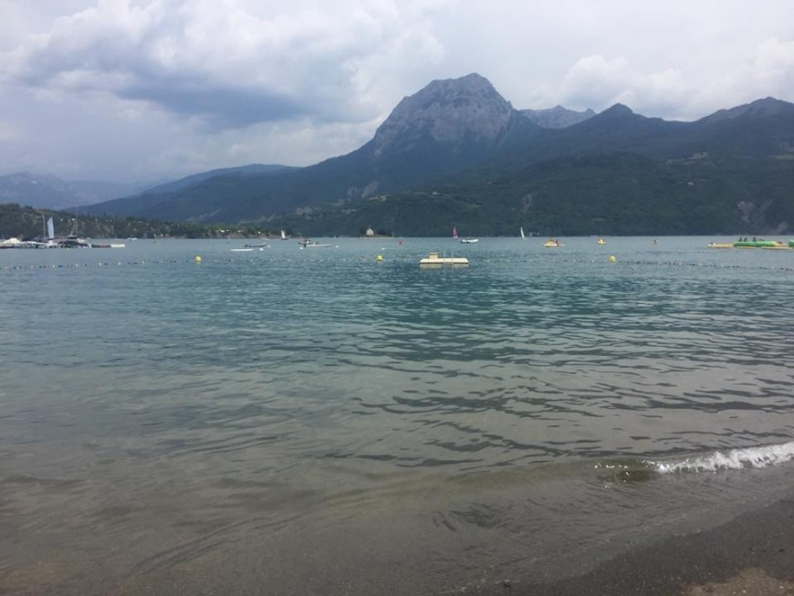 Hautes-Alpes : La baignade est à nouveau autorisée à la Baie St Michel