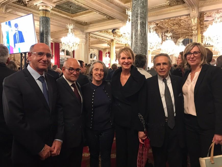 Hautes-Alpes: une délégation de maires a été reçue hier soir à l'Elysée