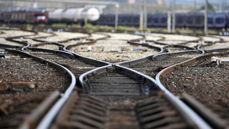 Alpes de Haute-Provence : chute d'un poteau électrique, le trafic SNCF interrompu 2 heures