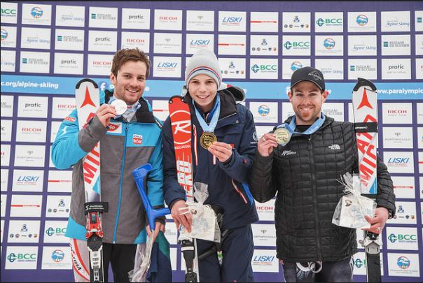 Hautes-Alpes: Arthur Bauchet champion du monde Handiski à Tarvisio