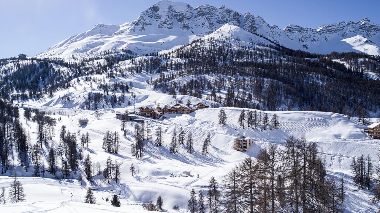 Hotel  Etoiles Alpes De Haute Provence