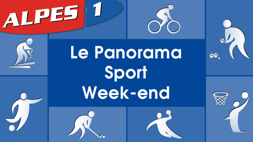 Alpes du Sud : le programme sportif de ce week-end