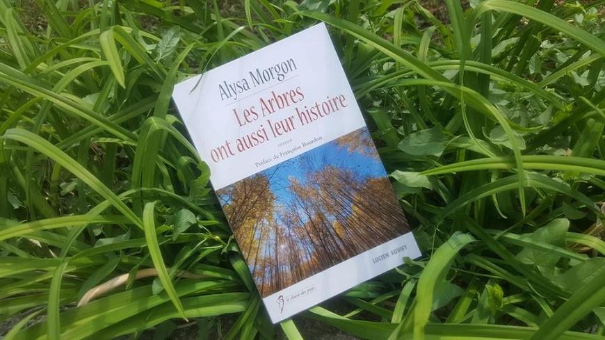 """Alpes du Sud : Alysa Morgon sort son 10ème roman """"Les Arbres ont aussi leur histoire"""" aux Editions Souny."""