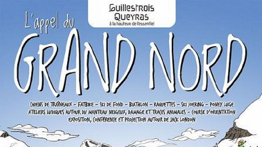Hautes-Alpes : Le Grand Nord et Jack London à l'honneur à Ceillac ce week-end