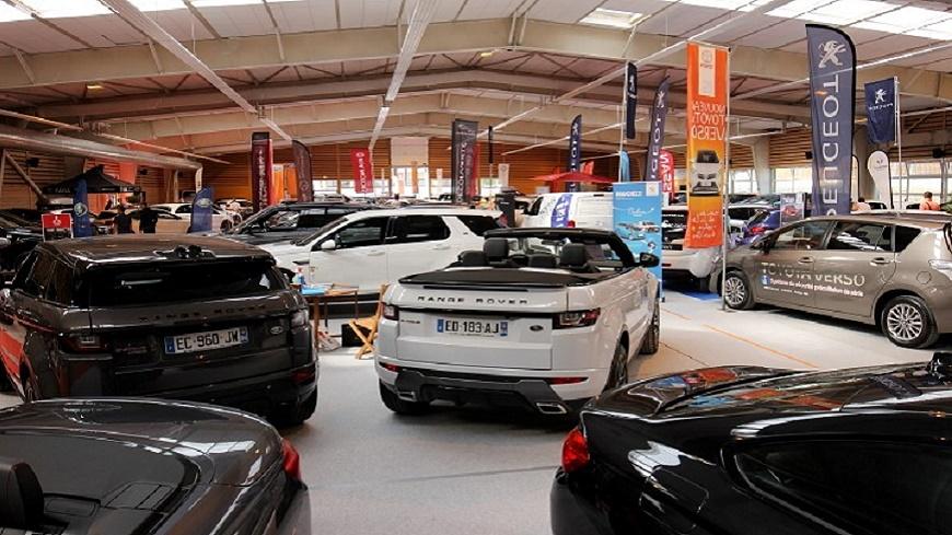 Alpes de haute provence 26 me dition du salon de l 39 auto for Casse auto salon de provence