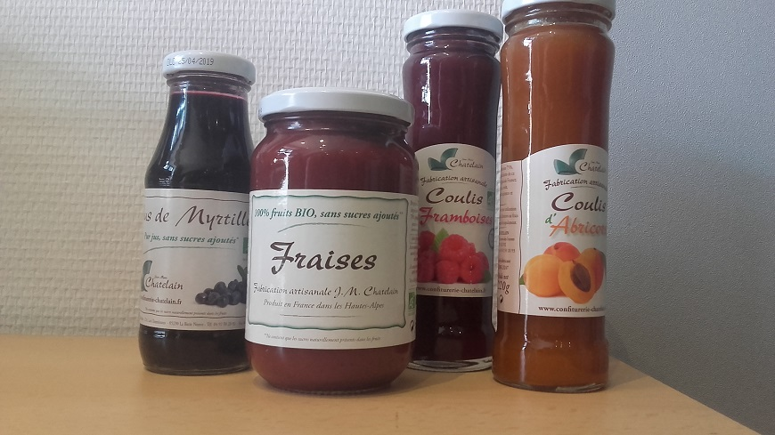 Alpes du Sud : Comment faire une bonne confiture? Avec quels fruits?