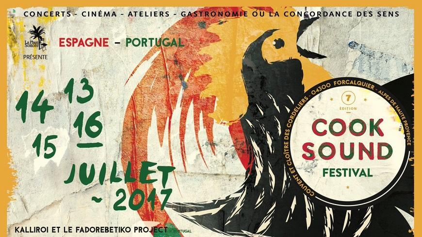 Alpes de Haute-Provence : Cooksound festival à Forcalquier ce week-end.