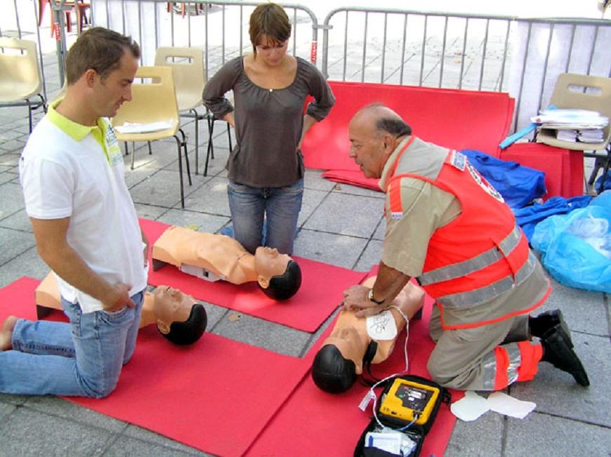 Alpes du Sud : notre conseil du jour : la formation aux gestes de 1ers secours