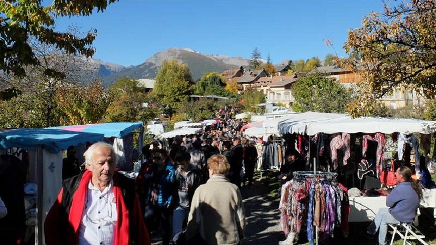 Hautes-Alpes : Un week-end festif et sportif à Guillestre avec en point d'orgue la Foire de la Saint-Luc lundi.