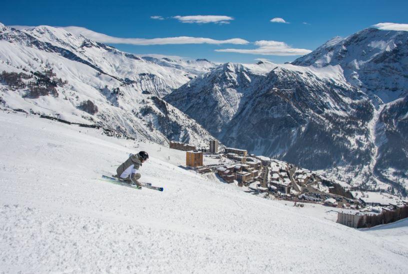 Hautes-Alpes : Orcières se prépare pour sa pré-ouverture le 16 décembre