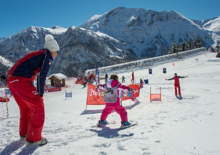 Hautes-Alpes : Orcières, une station famille, labellisée Family Plus