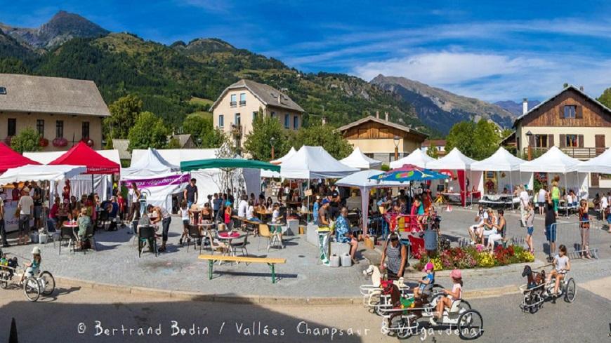 Hautes-Alpes : De nombreuses animations cet été à Pont du Fossé