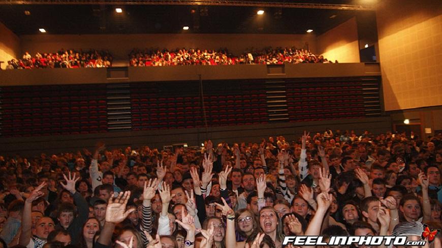salle concert quattro gap