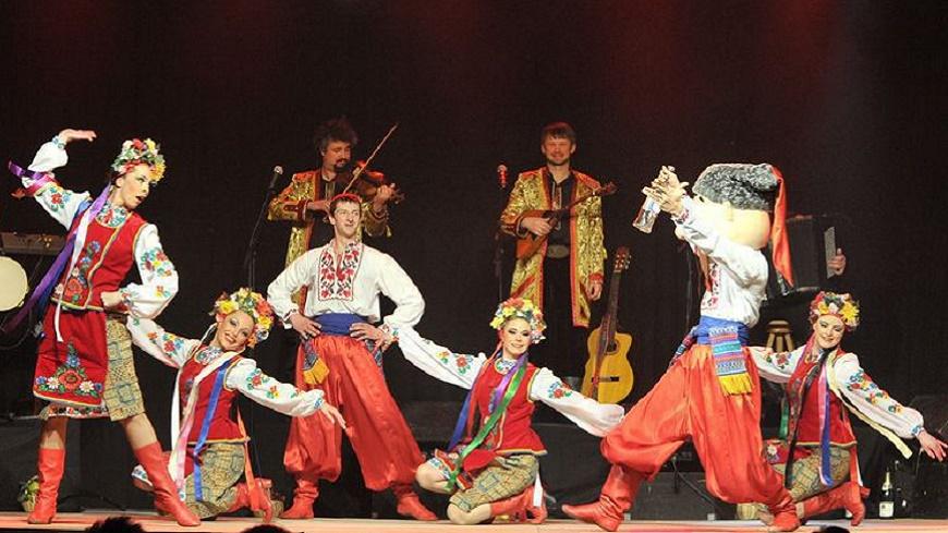 Alpes de Haute-Provence : Danses, chants et musiques russes, slaves et tziganes avec l'ensemble Troika à Sisteron le 11 juillet.