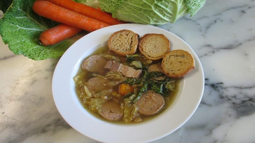 Alpes du Sud : notre conseil culinaire du jour : Soupe de choux du briançonnais et ravioles du Queyras