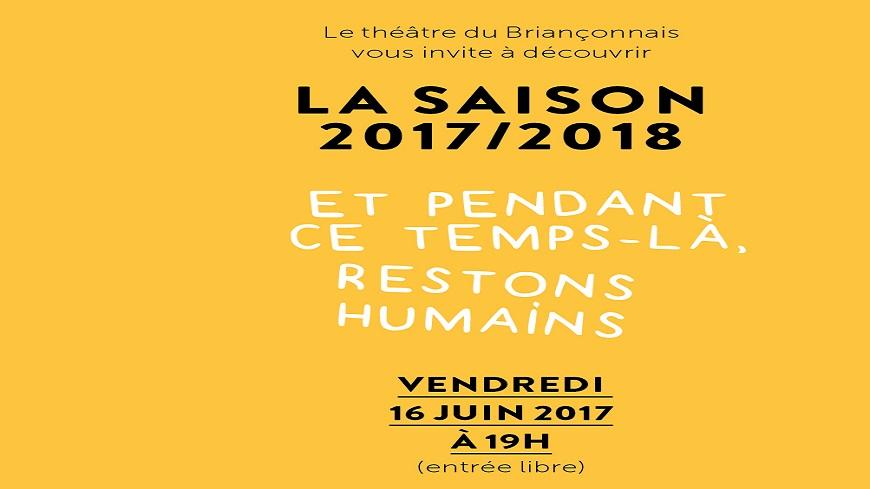 Hautes-Alpes : Le Théâtre du Briançonnais (TDB) présente sa saison 2017/2018 ce vendredi 16 juin.