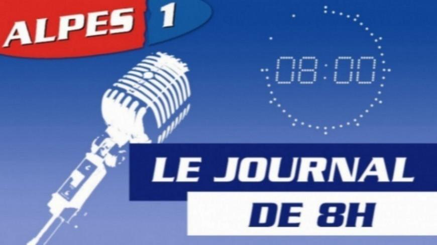 Le Grand Réveil Alpes 1 de 8h du lundi 18 mars 2019