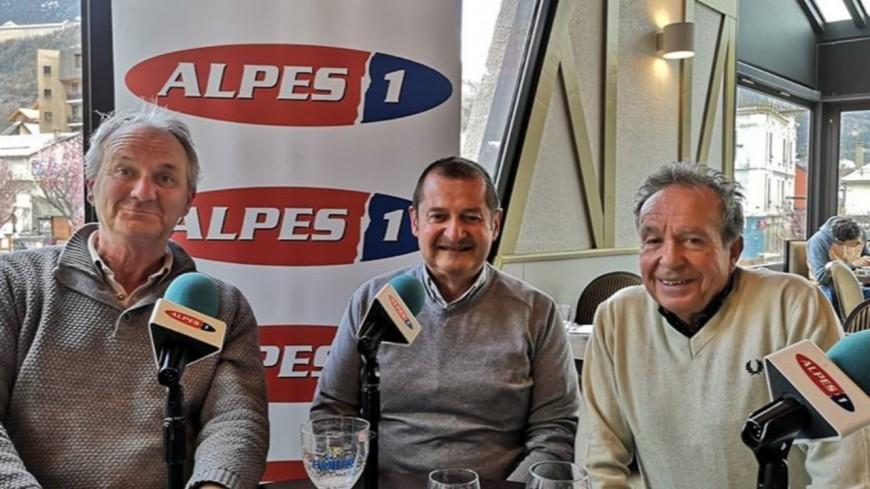 Cokalane du dimanche 14 avril 2019 avec Gilles Perli, maire de La Salle les Alpes.