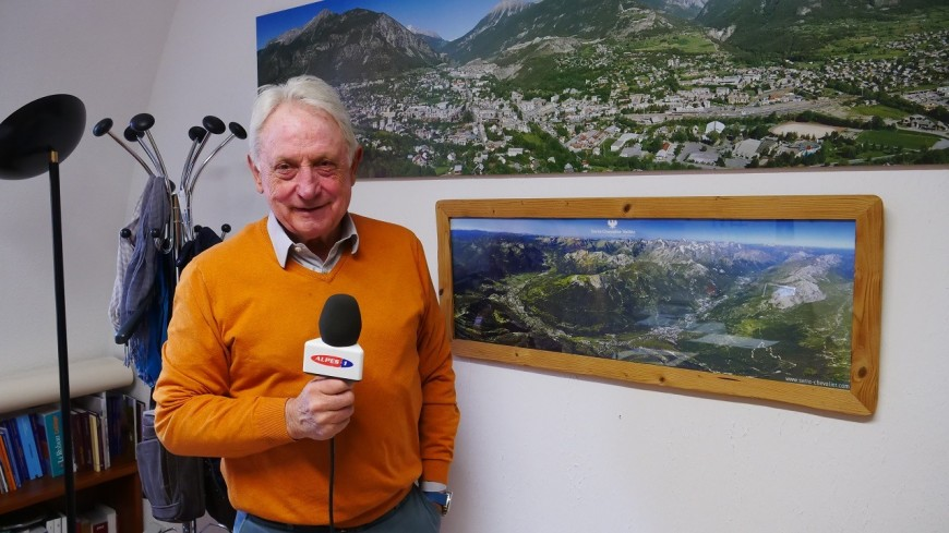 Près de Chez Vous : Gérard Fromm, maire de Briançon