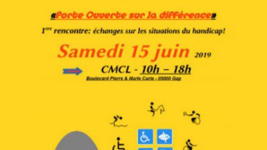 Alpes1 Magazine du jeudi 13 juin 2019: Gilles Demesy et Thierry Esquembre (salon de la dépendance et du handicap-Handicap rando Champsaur)