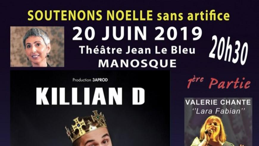 Alpes1 Magazine du vendredi 14 juin 2019: Noëlle Tassy (Aller loin contre la sclérose en plaque)