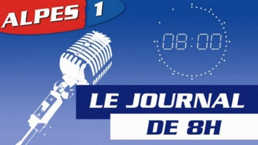 Le Grand Réveil Alpes 1 de 8h du vendredi 11 janvier 2019