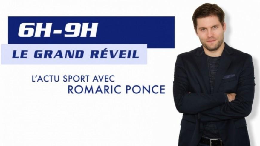 Le Grand Réveil Alpes 1 Sports de 7h du jeudi 12 juillet 2018