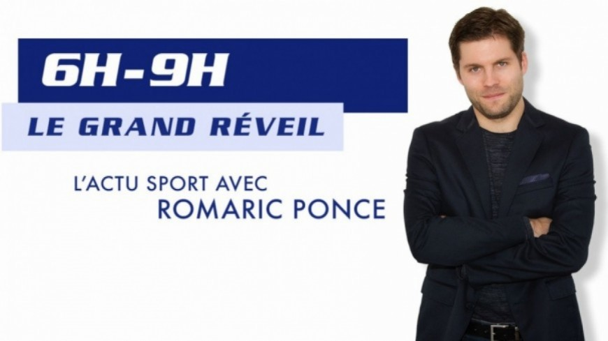 Le Grand Réveil Alpes 1 Sports de 7h du mercredi 11 juillet 2018