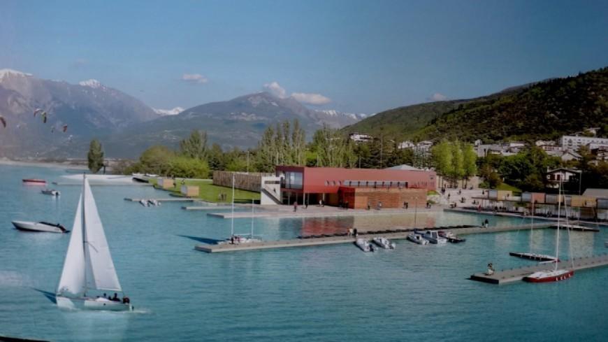 Hautes-Alpes : une Capitainerie, pour une vraie destination nautique