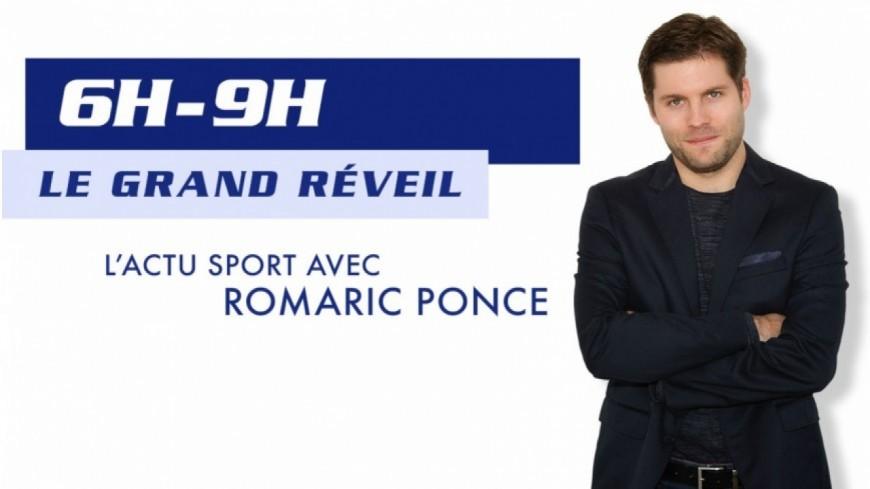 Le Grand Réveil Alpes 1 Sport de 8h du jeudi 11 octobre 2018