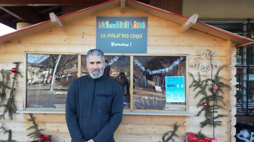Hautes-Alpes : un chalet des livres sur la commune d'Aspremont