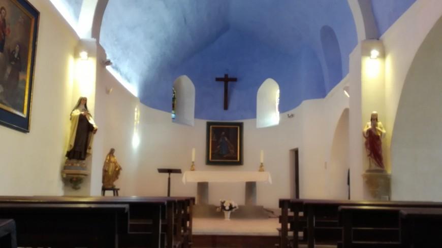 Hautes-Alpes : l'église d'Aspremont accueillera le festival de Chaillol le 28 janvier