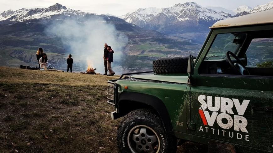 Hautes-Alpes : Savines-le-Lac a la « Survivor Attitude »