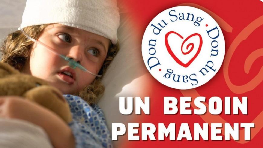 Alpes du Sud : Journée mondiale du don du sang ce mardi 14 juin