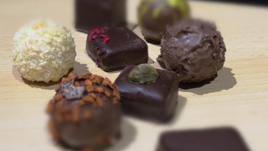 Près de Chez Vous, aujourd'hui à Gap avec Jean Luc Caluori, chocolatier