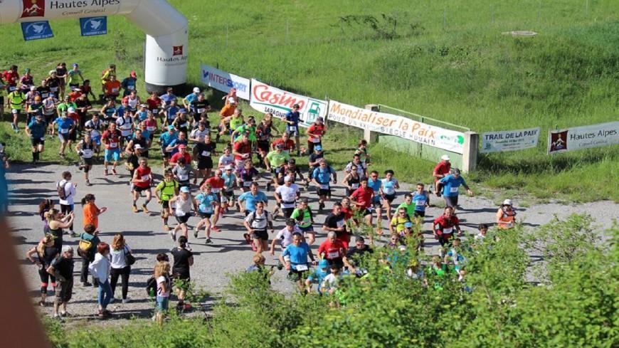 Hautes-Alpes : 4ème Trail de la paix à Trescléoux ce dimanche 8 mai.