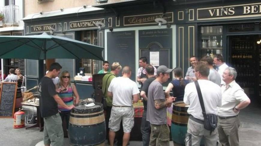 Témoin du Jour : Denis Draperi, Vins Bertrand, Salon du Vin