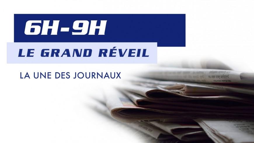 Revue de Presse : à la Une de ce mercredi