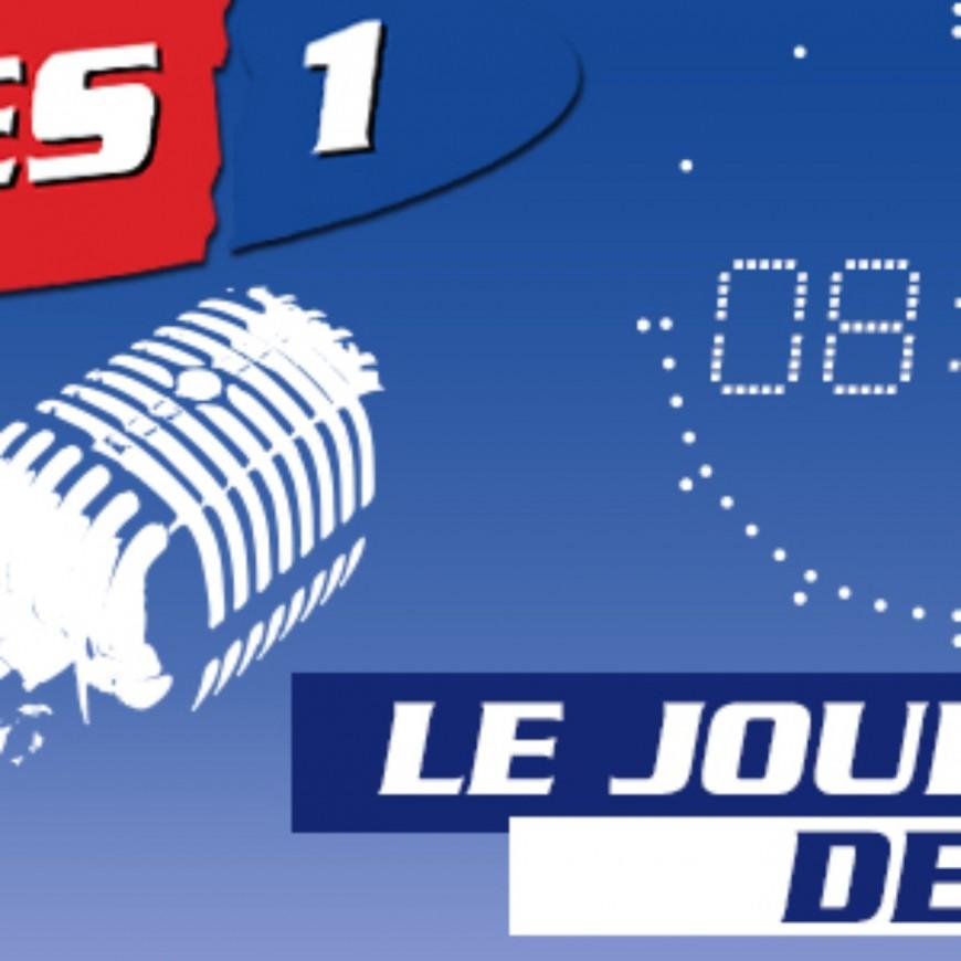 Le Grand Réveil Alpes 1 de 8h du Jeudi 10 Février 2020