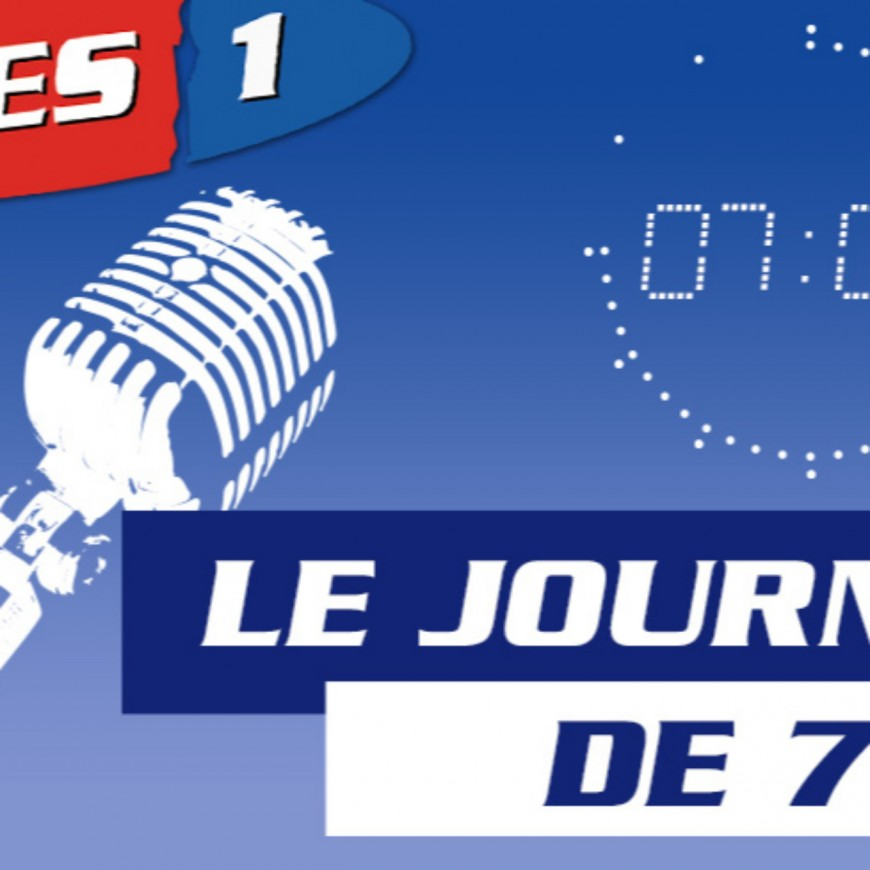 Le Grand Réveil Alpes 1 du lundi 16 mars 2020