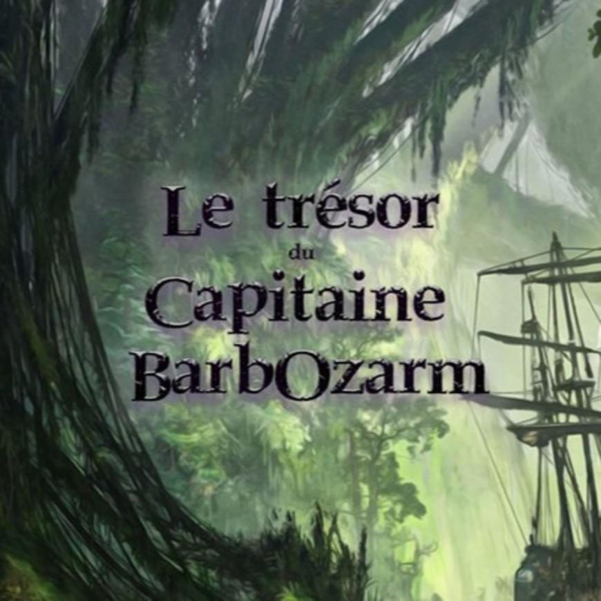 Focus infos :  : Le Trésor du capitaine Barbozarm, la nouvelle aventure OZARM dans le Champsaur.