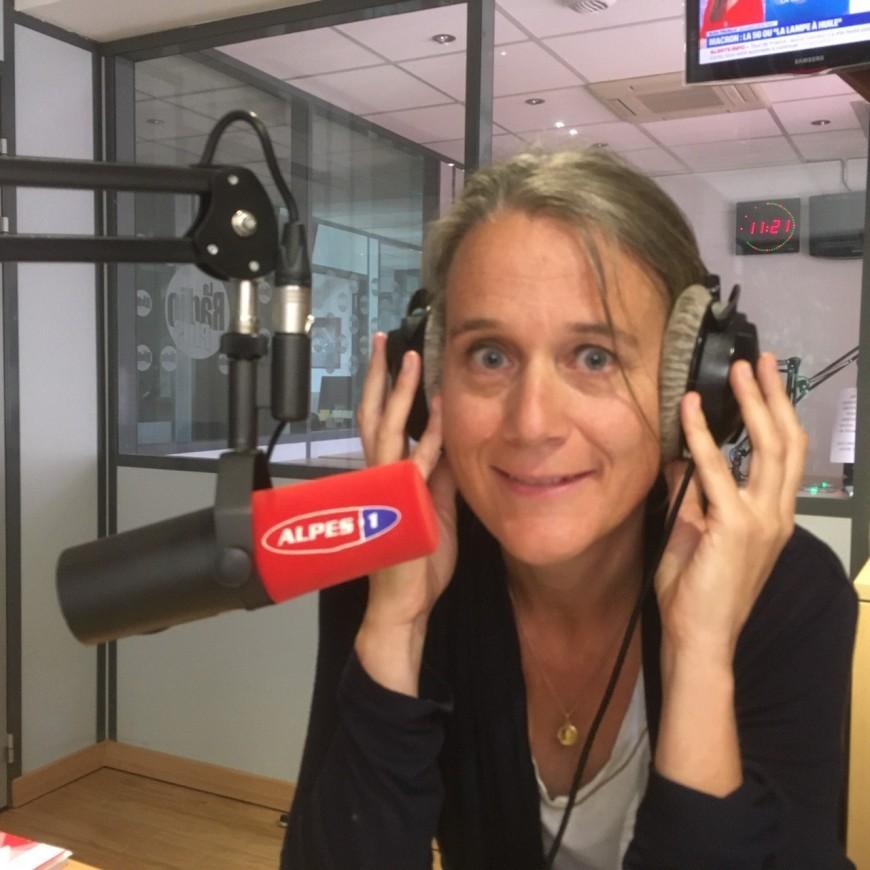 Alpes 1 Magazine - Emmanuelle Allamano CEDRA