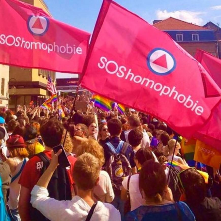 Le 8:30 avec Teresa Kinane, SOS Homophobie