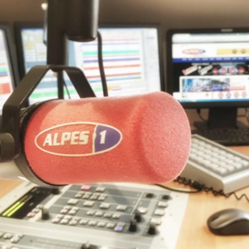Alpes 1 et Vous,  journal de 12h00