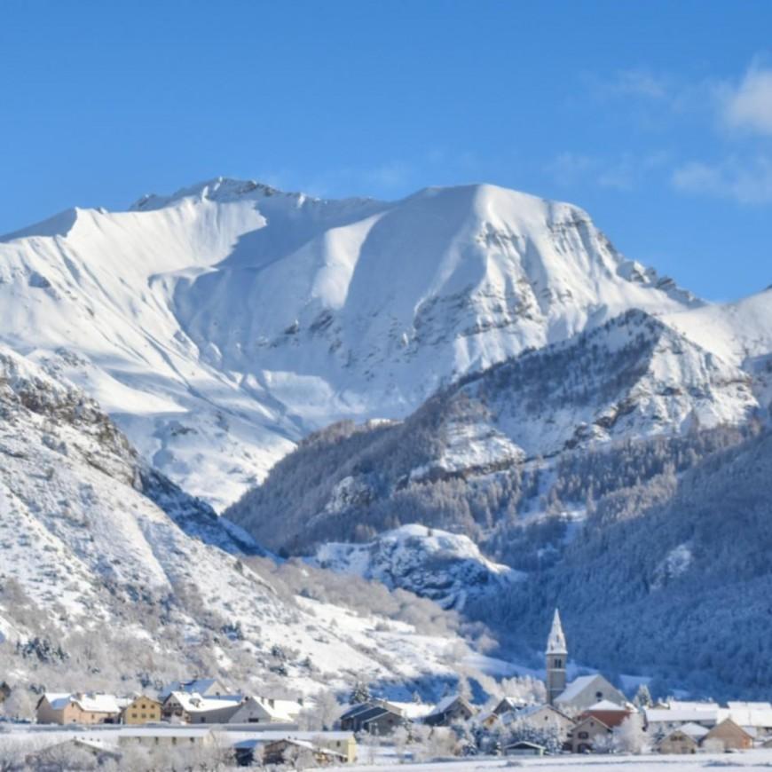 Alpes 1 Magazine - Vincent Bouchet