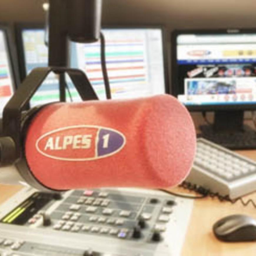 Le Grand Réveil Alpes 1 de 8h du Vendredi 15 Janvier 2021